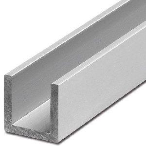 Alumínium U profil 3 m