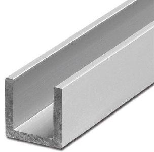 Alumínium U profil 6 m
