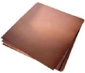 Vörösréz lemez 1m x 2m